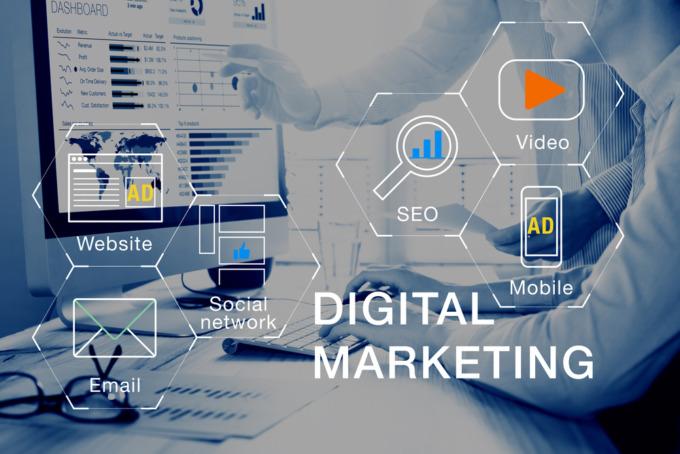 digital marketing in london